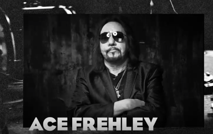 KISSTORY: Ace Appears on THAT METAL SHOW (04/25/2015)