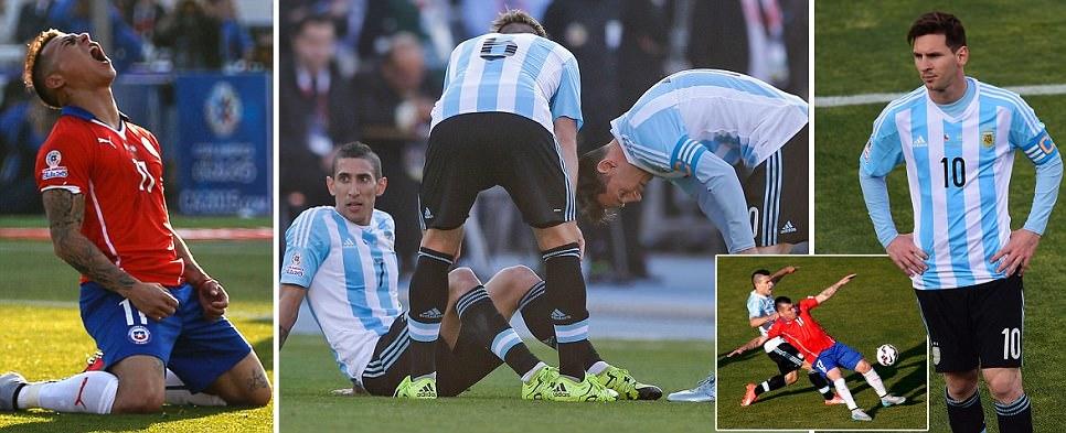Ainda não foi desta Messi - Visão de Mercado 554079a51eb0d