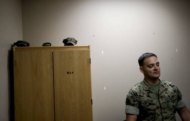 Marine Corps weighs wooing older members for new cyber force