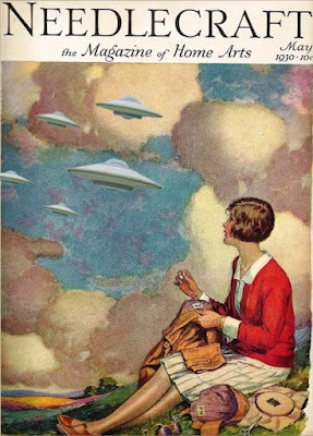 i want to believe free UFO poster