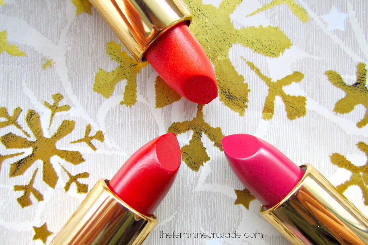 Astor 'Heidi Loves Hot Christmas' Lipsticks