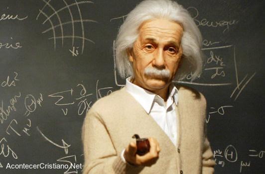 Albert Einstein responde carta: ¿Los científicos oran?