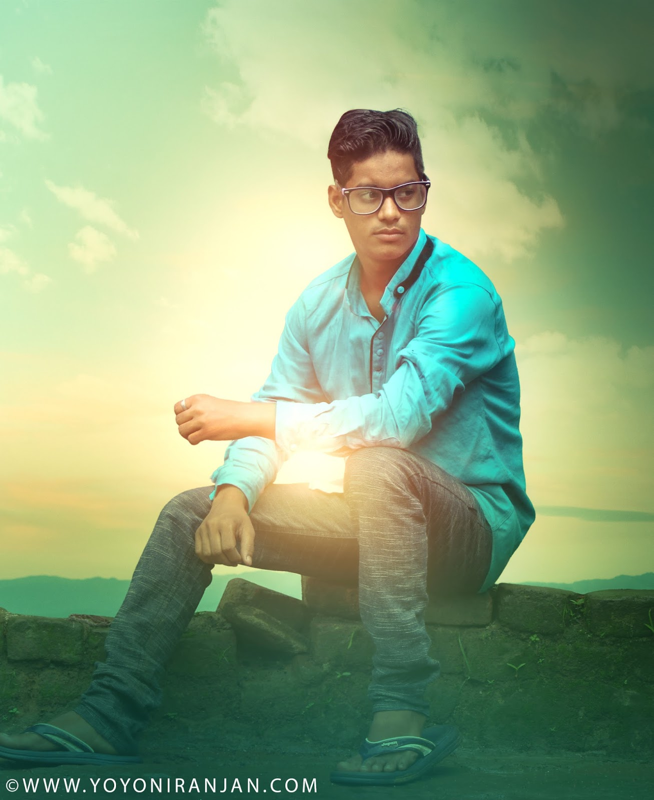 Photoshop cc tutorial fantasy look sun light editing tutorial photoshop cc tutorial fantasy look sun light editing tutorial baditri Images