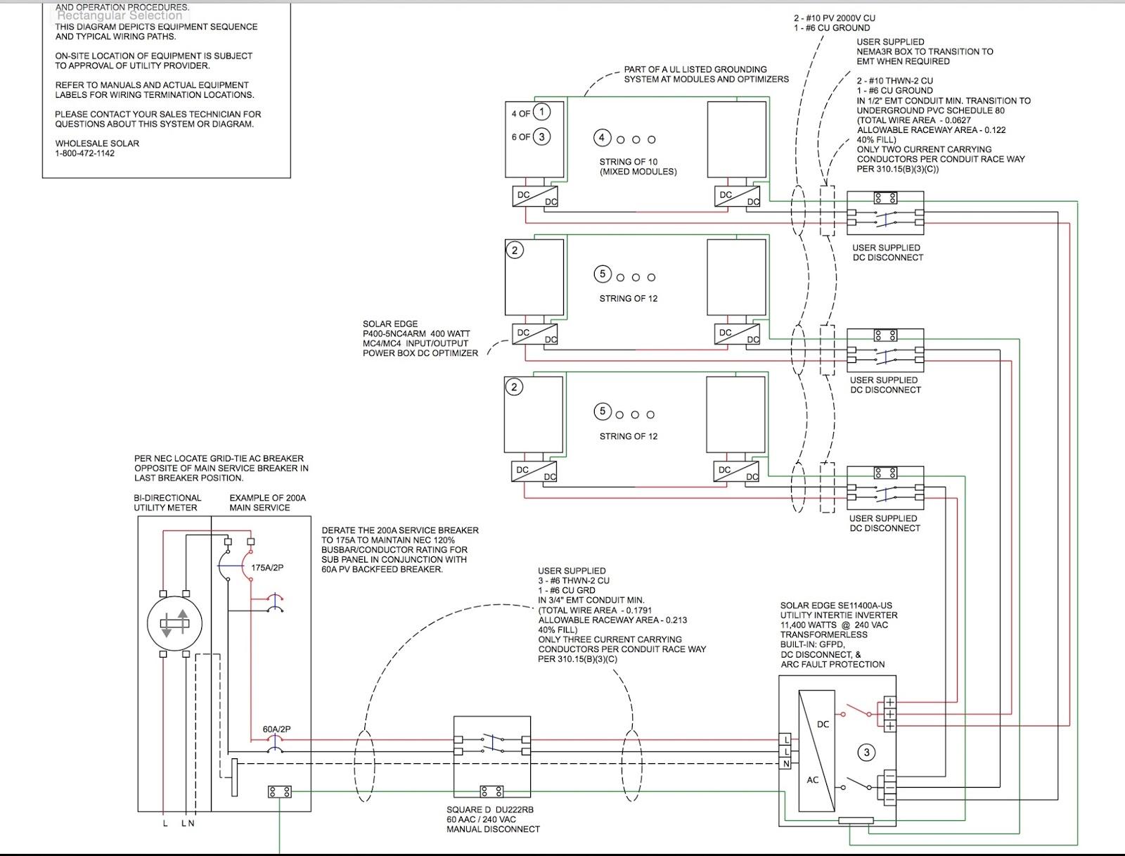 after extensive reading about regular vs solaredge optimized vs enphase  micro-inverter technology, i decided on solaredge optimizer system