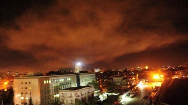 EE.UU. ataca Siria y causa destrozos en instalaciones civiles