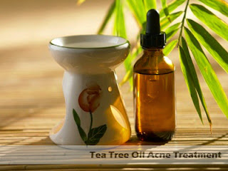 tea tree oil acne treatment