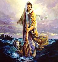 JESUS É MAIS FORTE