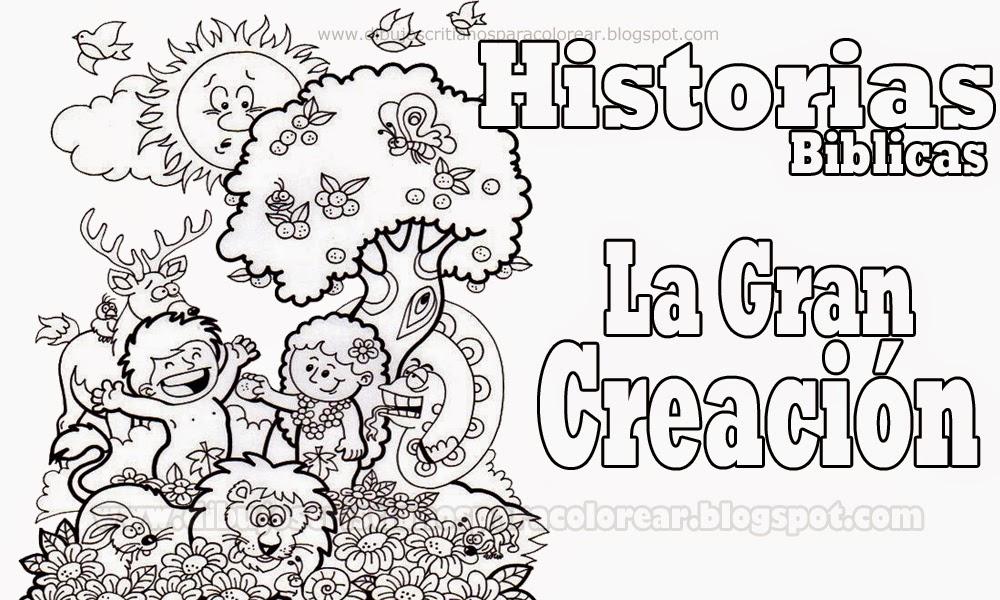 La Creacion De Adan Para Colorear Dibujos Para Colorear De La