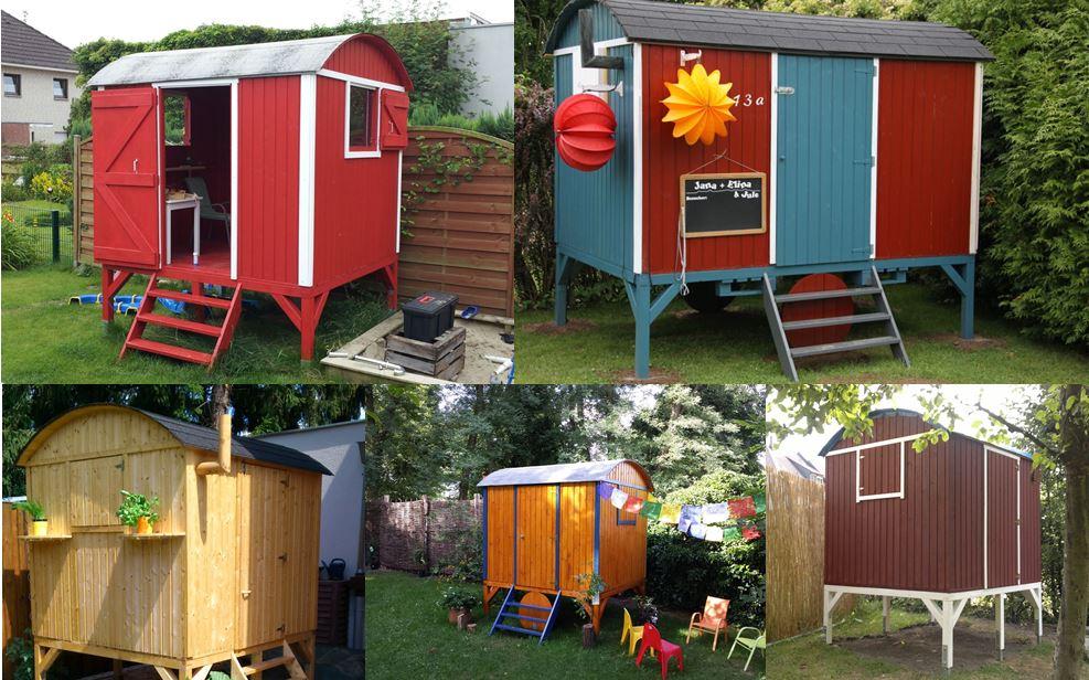 meiselbach mobilheime kinder bauwagen planwagen. Black Bedroom Furniture Sets. Home Design Ideas