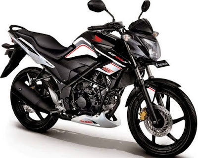 All New 2016 Honda CB150R Streetfire  Hd pose 02