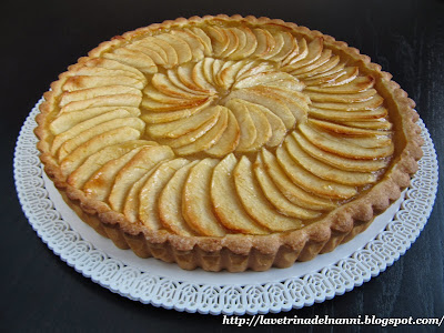la vetrina del nanni crostata di mele
