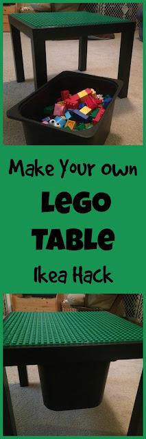 lego table ikea hack