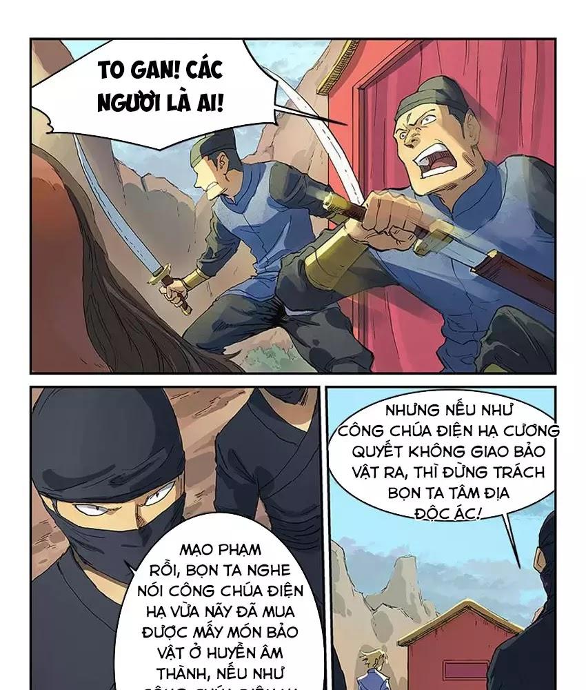 Tinh Võ Thần Quyết chap 311 - Trang 9