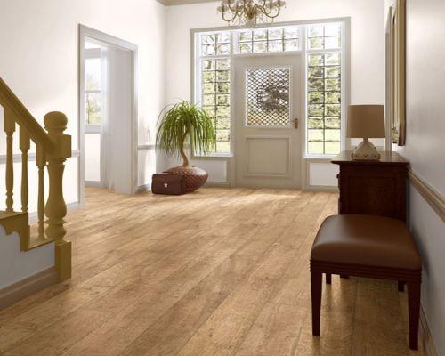 Sàn gỗ tự nhiên sồi trắng được nhiều người tin dùng