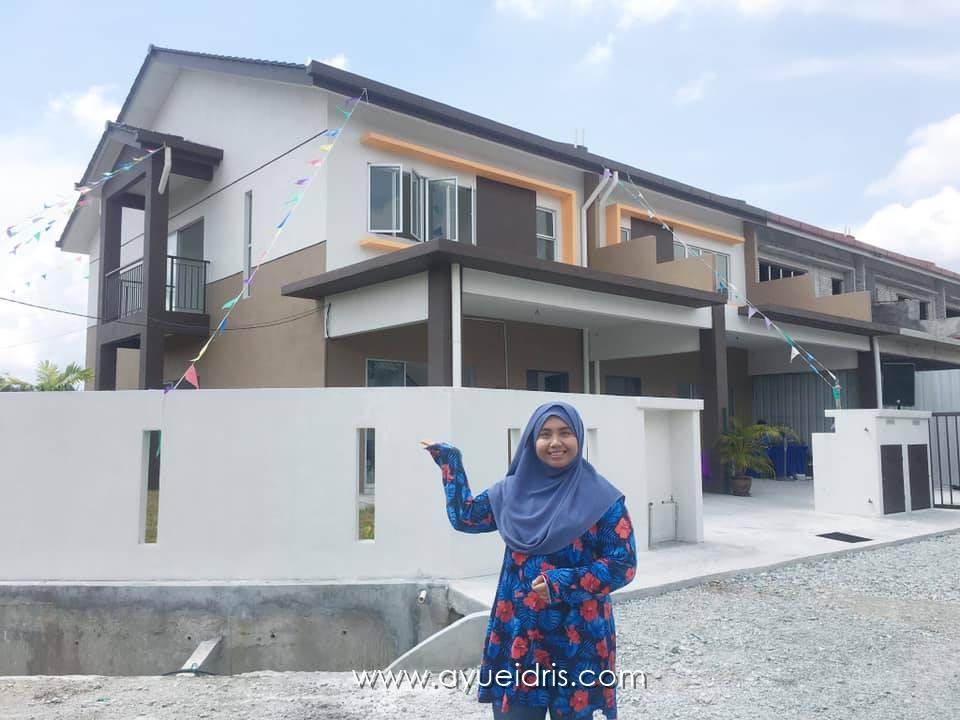 Beli Rumah Teres Mampu Milik Di Sepang Selangor Ayue Idris