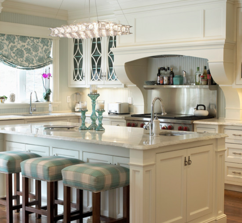 Mirrored Glass Kitchen Cabinets: Glass Doors Versus Mirror Or Solid In The Kitchen, 7 Pros