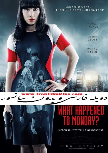 What Happened to Monday فیلم