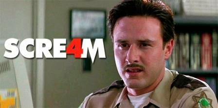 David Arquette en Scream