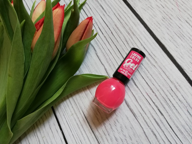 Miss Sporty Lasting Color Gel Shine lakier do paznokci nr 574