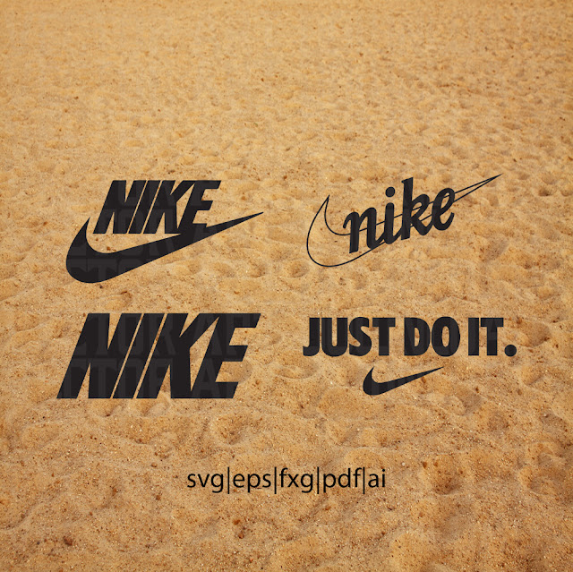 Vectorartdownload Nike Logo 4 Pack Vector Art Now Available For Download