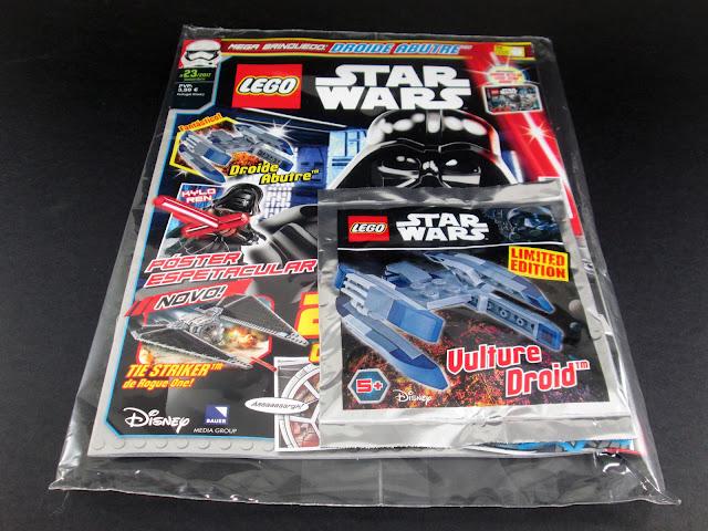 Revista LEGO Star Wars #23, setembro 2017