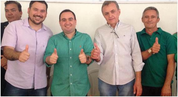 Resultado de imagem para prefeito eleito de portalegre 2016