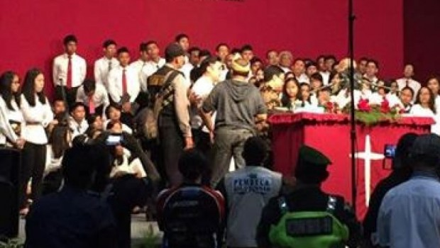 Insiden Pembubaran Kebaktian di Bandung Jadi Trending Dunia