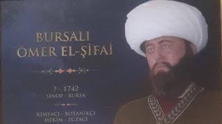Bursalı Ömer Şifai Çalışmaları ve Bilime Katkıları