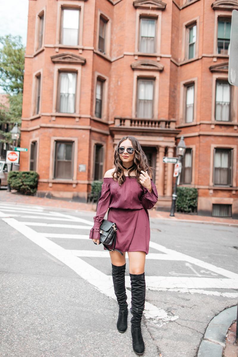 kobi apparel, macy's, fashion , boston, travel, shopstyle, chanel, burgundy quilted bag