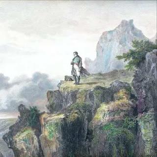 Наполеон Бонапарт на острове Святой Елены