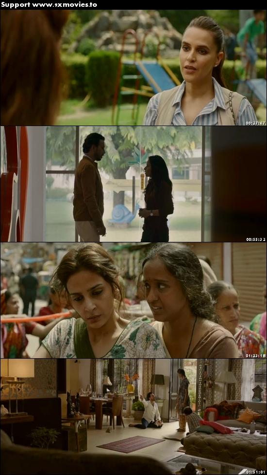 Hindi Medium 2017 Hindi DVDRip x264 700MB