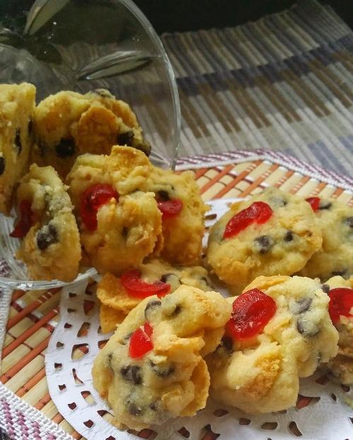 Red Pearl Cookies