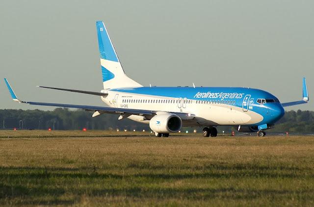 Companhias aéreas e destinos do aeroporto Ezeiza em Buenos Aires