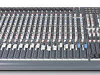 Fitur ZED-420 4 Bus Mixer for Live Sound and Recording