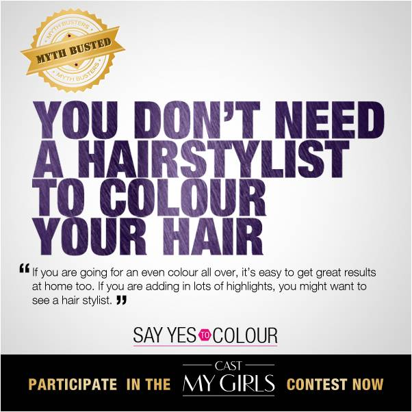 L'Oreal Paris presents the Cast My Girls contest!