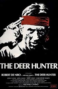 Cartel original de El cazador