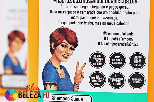 RESENHA NOVO LANÇAMENTO LOLA COSMETICS MINHA LOLA MINHA VIDA