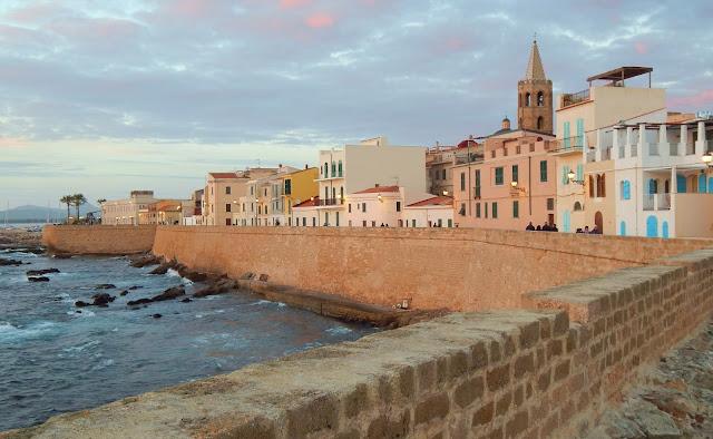 Les muralles de l'Alguer