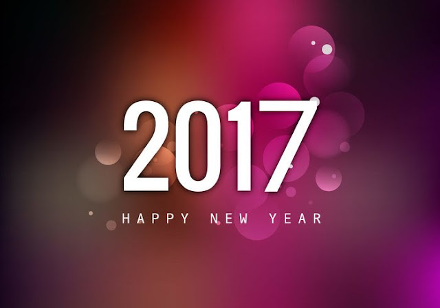 Happy New Year 2017 Images and Wallpapers in HD
