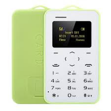 Green Card Phone