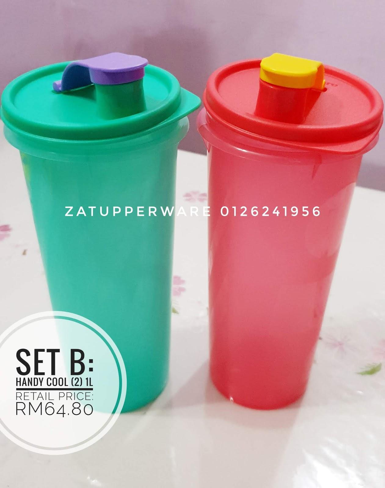 Za Tupperware Brands Malaysia : Clearance Stock