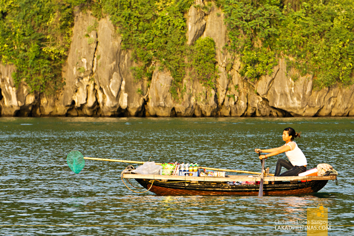 Boat Vendor Halong Bay Cruise Overnight