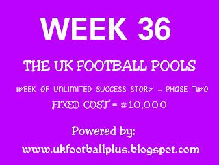 Wk36 UK football plus draws by Ukfootballplus
