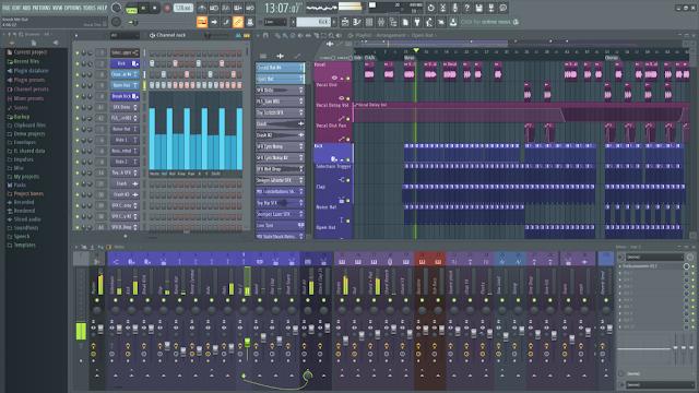 Download FL Studio 20 Full Patch Free