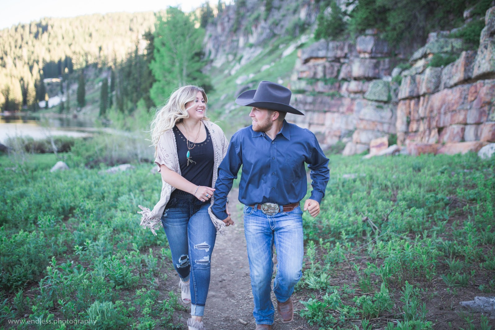 Logan, Utah, Wedding, Photographer, Engagements, Couples, LDS, Tony Grove, Mountains, Cowboy, Beautiful, Weddings, Bride, Groom