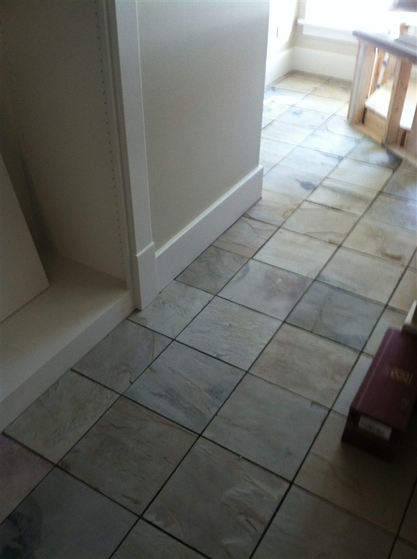 Bathroom Slate Floor. Affordable Bathroom Slate Floor With ...