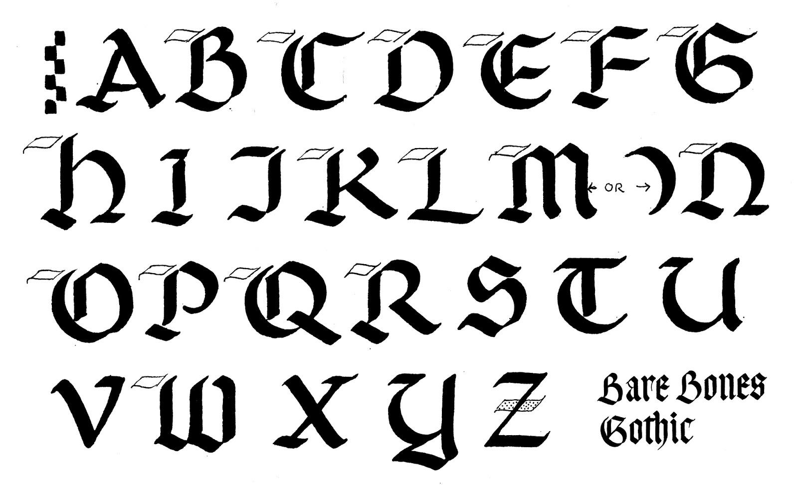 Margaret Shepherd Calligraphy Blog September