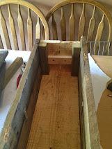 Crafty In Crosby Easy Diy Pallet Window Box