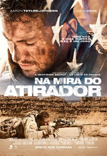 Na Mira do Atirador (2017) Dual Áudio / Dublado BluRay 720p | 1080p – Torrent Download