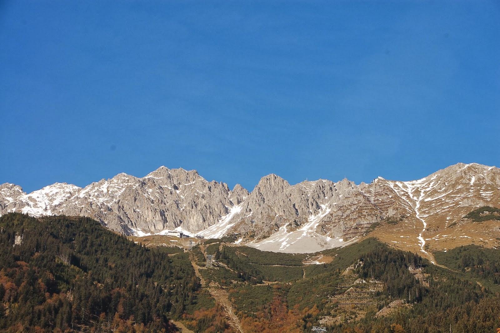 Wetter Innsbruck